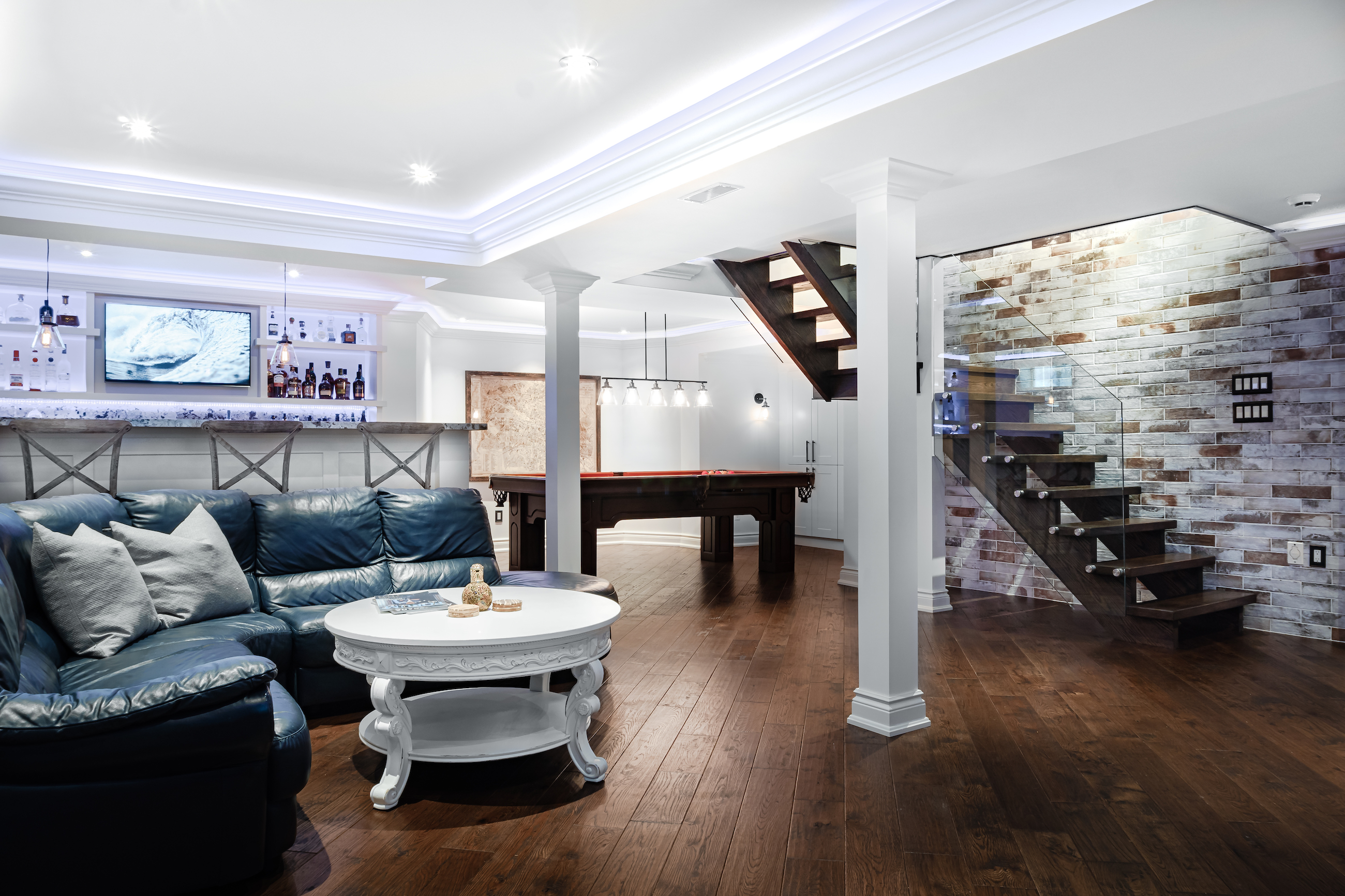 reno gurus home basement renovation luxury mississauga oakville toronto